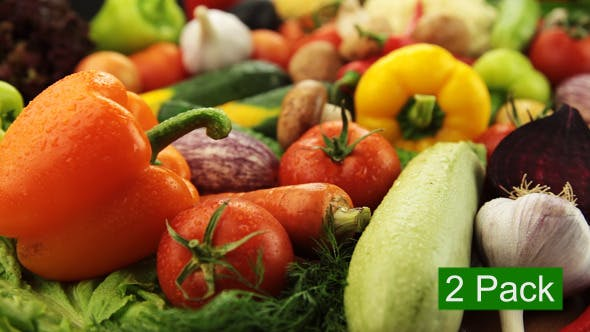 Thumbnail for Variety of Vegetables (2-Pack)