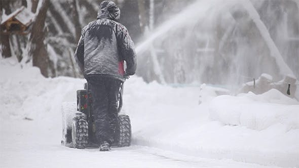 Cover Image for Snow Removing