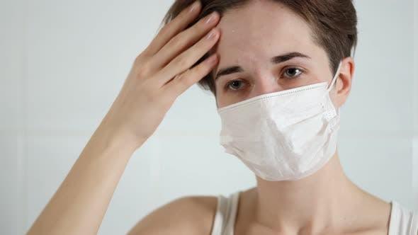 Thumbnail for Woman with Symptoms of Coronavirus