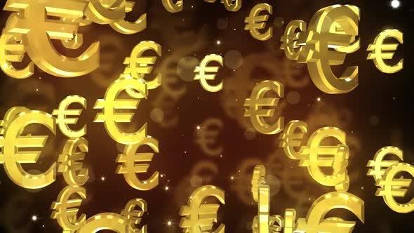 Thumbnail for Falling Euro Symbols