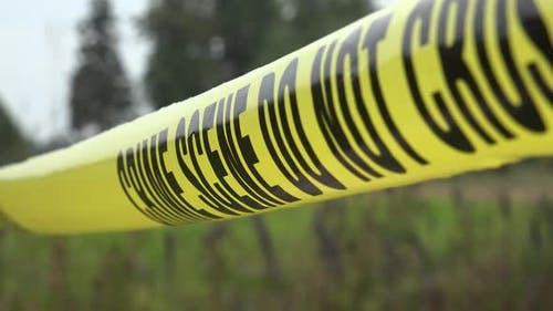 Ländliche Kriminalität oder Tatort kreuzen sich nicht