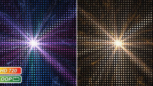 Cover Image for Abstract dotted background