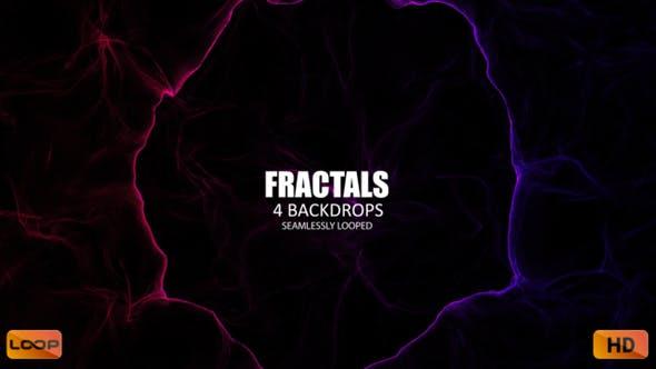 Thumbnail for Fractals HD