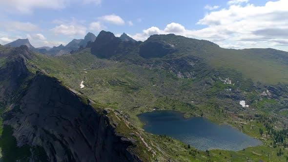 Thumbnail for Mountain Landscape 7