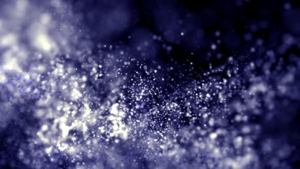 Thumbnail for Splashing Particles 02