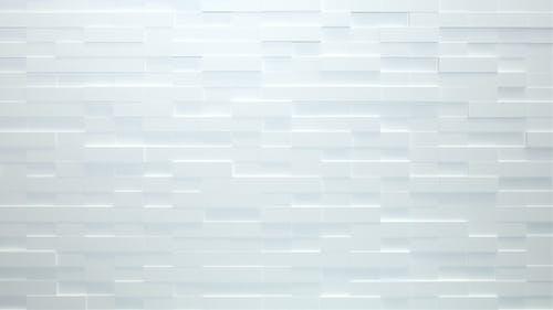 Saubere weiße Steine 8