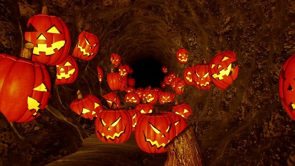 Thumbnail for Halloween Pumpkin Hd