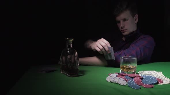 Thumbnail for Guy's Playing in a Casino.