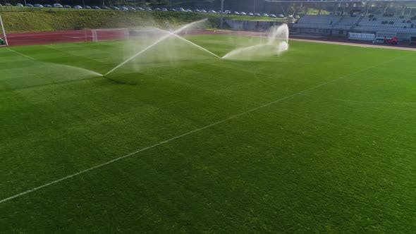 Thumbnail for Football Field Irrigation