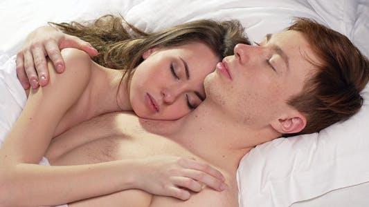Thumbnail for Sleeping Couple