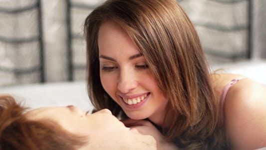 Thumbnail for Flirting In Bed