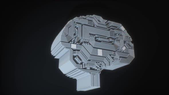 Digital Brain Outlines Artificial Intelligence