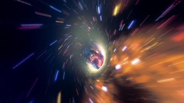 Thumbnail for Vortex Wormhole Travel