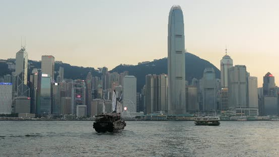Thumbnail for Hong Kong evening