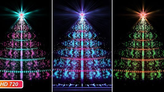 Cover Image for Stylized Christmas Trees