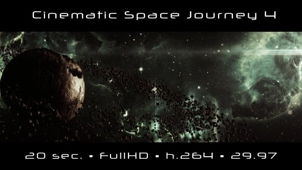 Thumbnail for Cinematic Space Journey 4