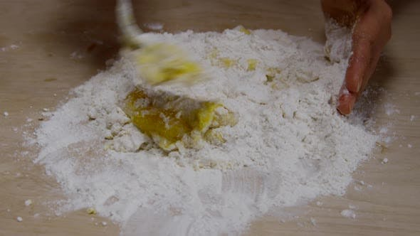 Thumbnail for Mixture For Making Pasta Dough 40