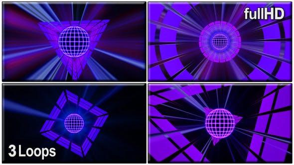 Thumbnail for Space-Disco-Paket