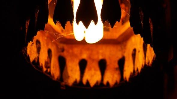 Thumbnail for Lantern With Cobweb