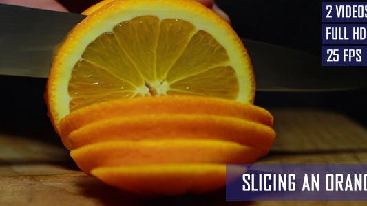 Thumbnail for Slicing An Orange