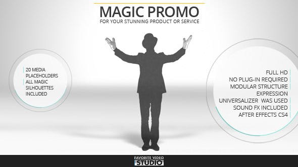 Thumbnail for Favorite Magic Promo
