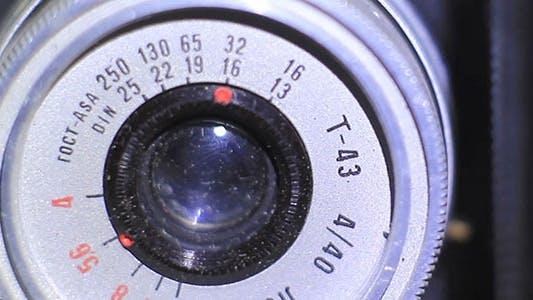 Cover Image for Old Film Cameras Slider Shot