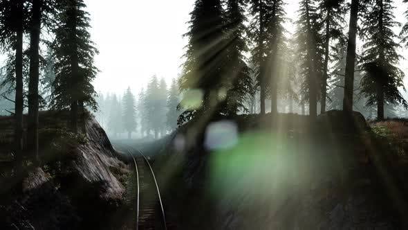 Thumbnail for Flight Over Railway