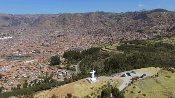 Thumbnail for Saqsaywaman Ancient City Ruins in Peru