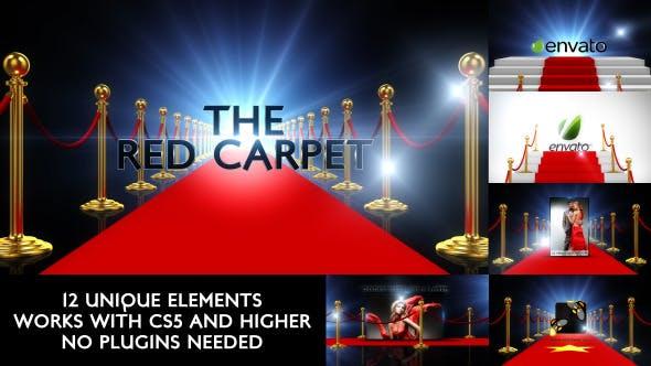 Red Carpet Promo Pack