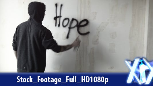 Spraying Hope