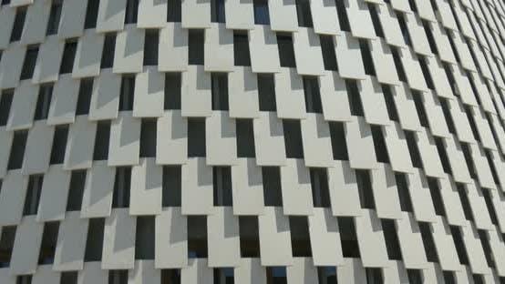 Thumbnail for Architectural Metal White Pattern