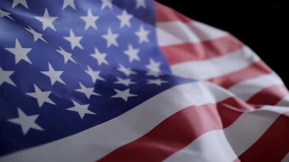 Thumbnail for American Flag July 4