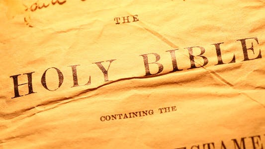 Thumbnail for Holy Bible