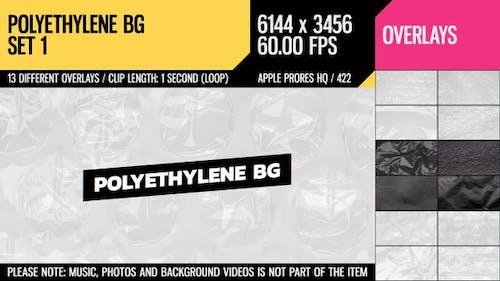 Polyethylene Backgrounds (6K Set 1)
