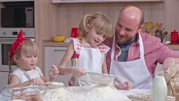 Cover Image for Baking Lesson from Dad