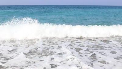 Sea Waves Summer Holiday