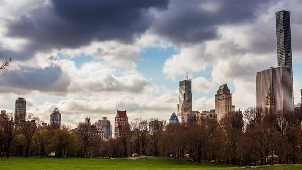 Thumbnail for Central park Time Lapse