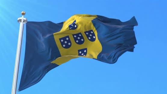 Archipelago of Madeira Liberation Front Flag
