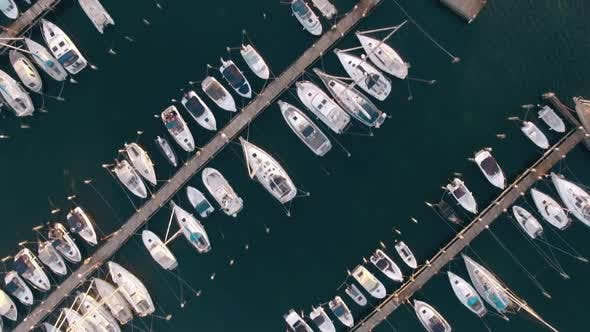 Thumbnail for Aerial View of Marina