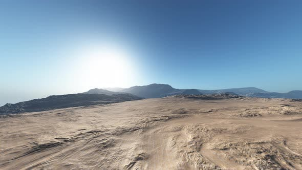 Thumbnail for Flying On Desert Stone 4K