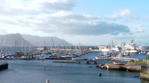 Le port de Simon's Town