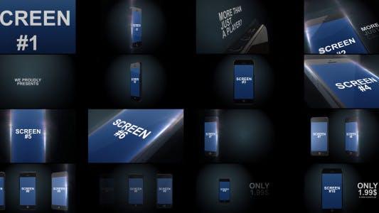 Thumbnail for Black Phone App Presentation