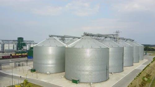 Granary for Grain