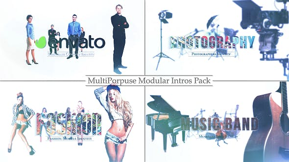 Thumbnail for Multi-purpose Logo Into Pack,Custom Photos, Product / Service