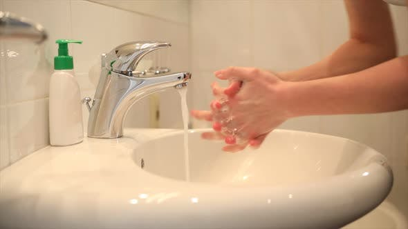 Thumbnail for Wash Your Hands to Stop the Virus