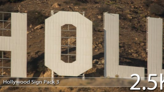 Thumbnail for Hollywood Sign Pack 2