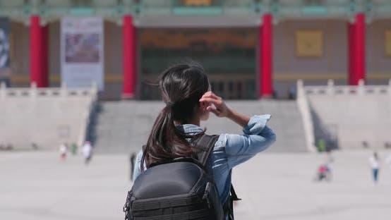 Thumbnail for Woman visit taiwan