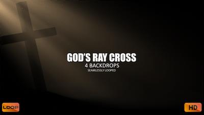 God's Ray Cross