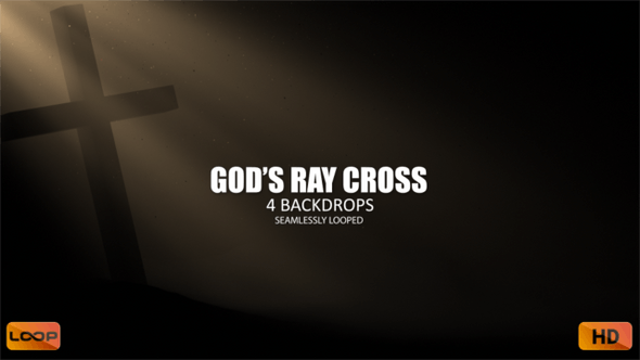 Thumbnail for God's Ray Cross