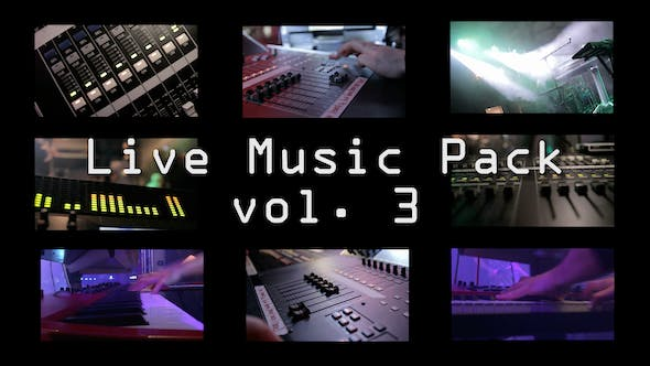 Thumbnail for Live Music Pack 3